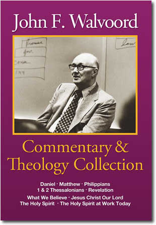 Walvoord Commentary Collection